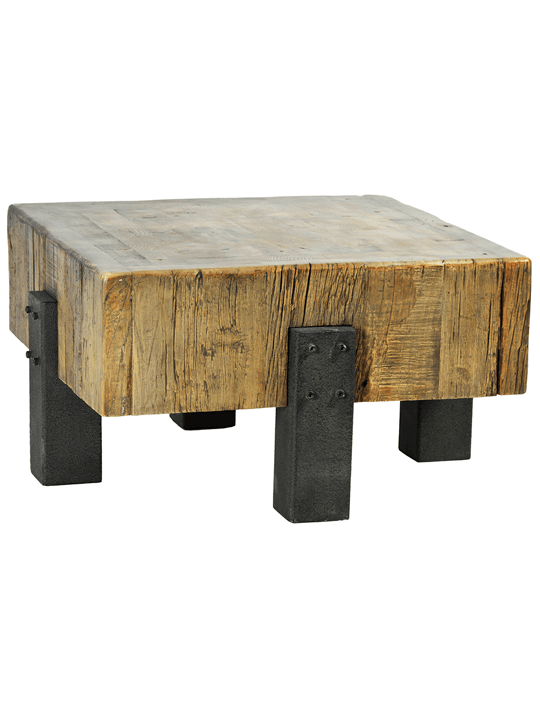 Bolder Rustic Coffee Table