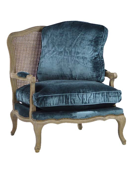 Emanuel Bergere Chair