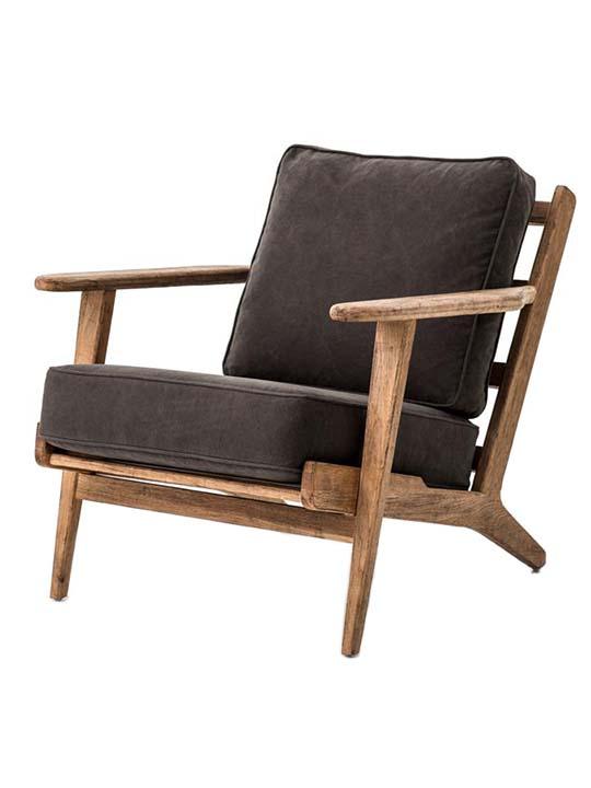 Irondale Brooks Lounge Chair