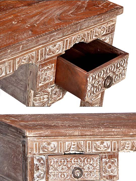 Antique Carving Console