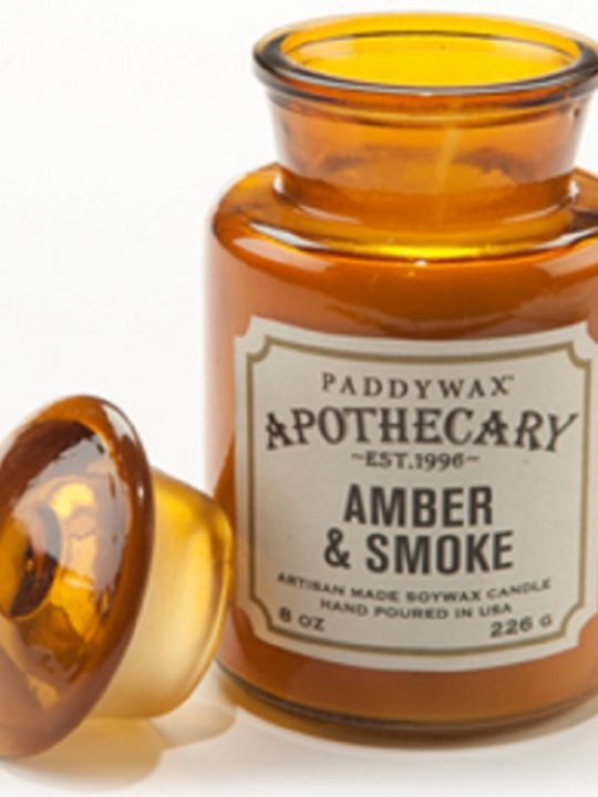 Amber&Smoke