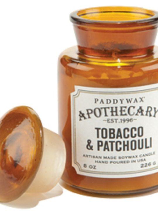 Tobacco&Patchouli